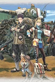 Valkyria Chronicles 4 Poster