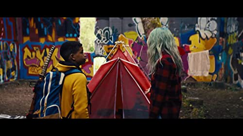 Gunner (Chavis) sets out on a quest to save his ill mother (Dawson) by searching for a mythic figure who possesses the secret to immortality, the Water Man. After enlisting the help of a mysterious local girl, Jo (Miller), they journey together into the remote Wild Horse forest -- but the deeper they venture, the stranger and more dangerous the forest becomes. Their only hope for rescue is Gunner's father (Oyelowo), who will stop at nothing to find them and in the process will discover who his son really is.