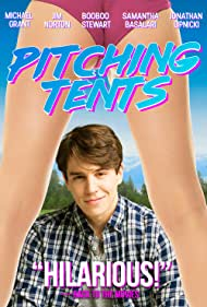Booboo Stewart and Michael Grant in Pitching Tents (2017)