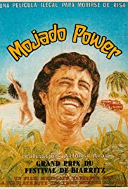 Mojado Power Poster