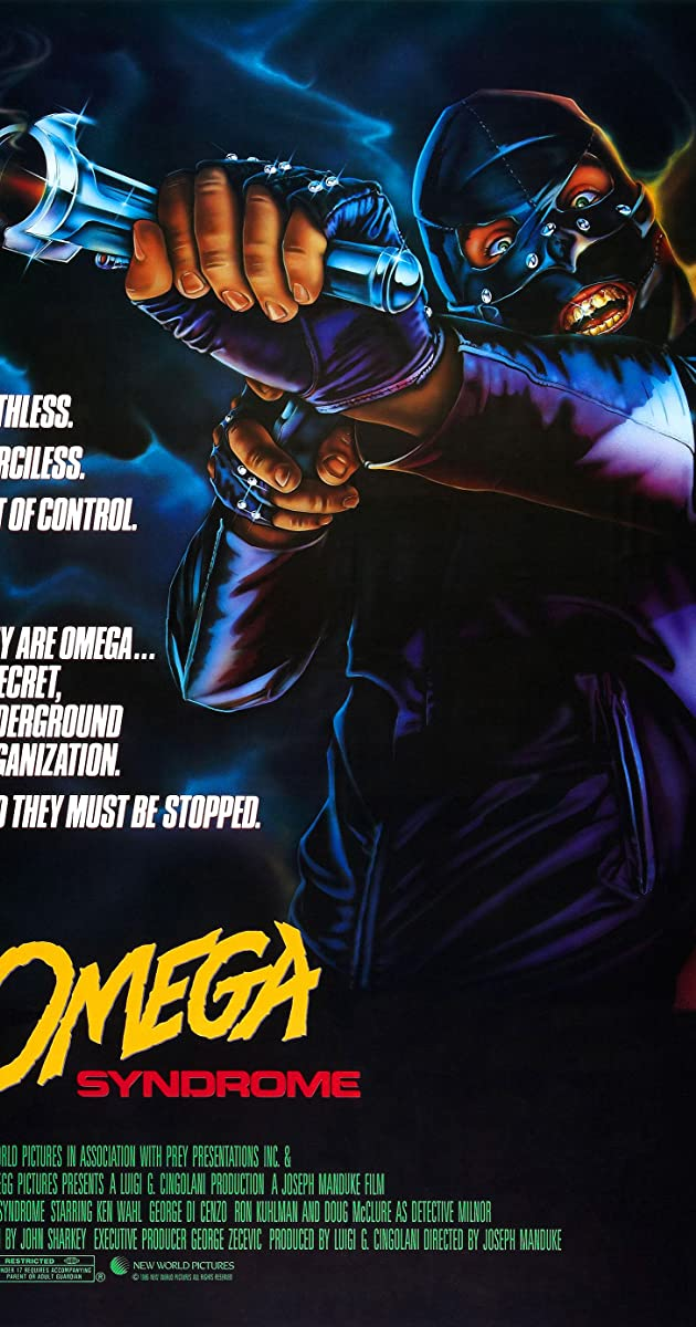 Subtitle of Omega Syndrome