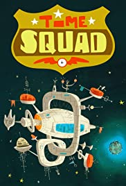 Time Squad Poster