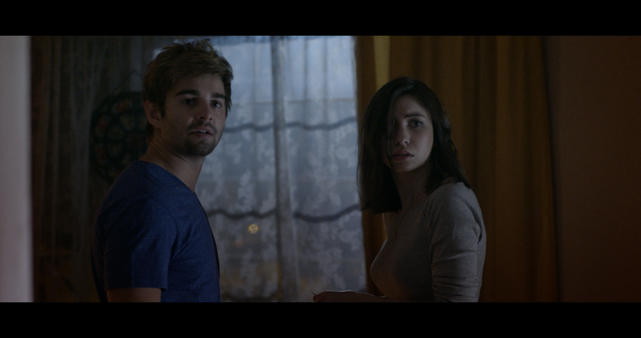 Jack Griffo and Katelyn Nacon in BeerBongi (2018)