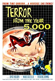 Terror from the Year 5000 Poster