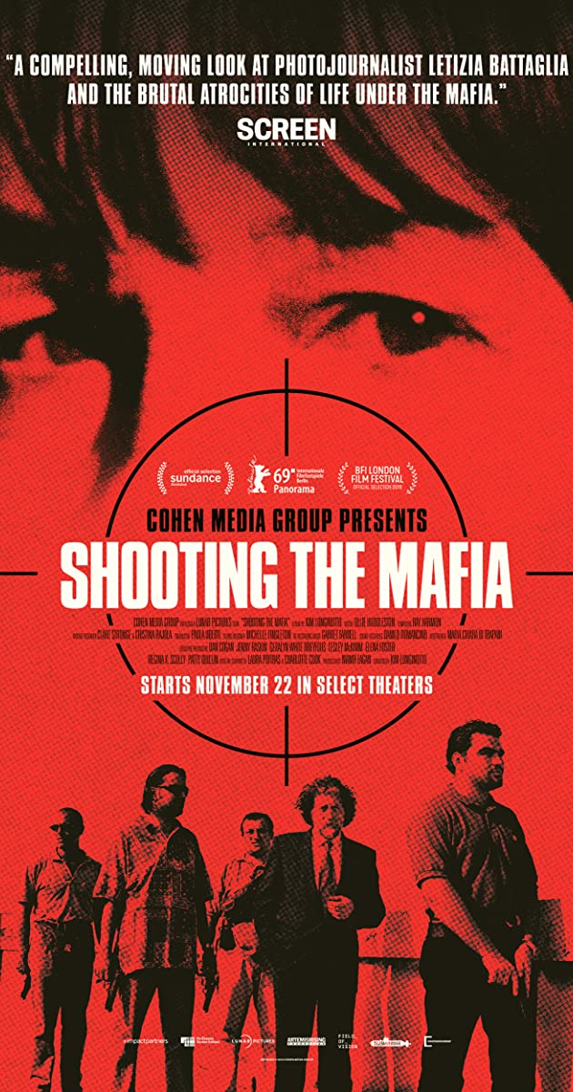 Shooting the Mafia (2019) Subtitles