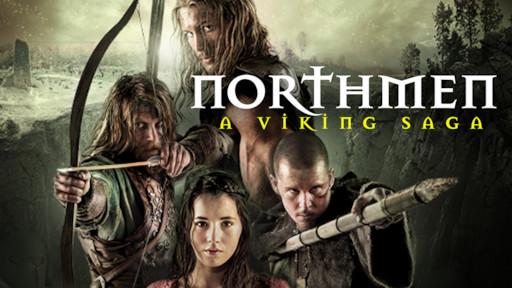 Ken Duken, Ryan Kwanten, Tom Hopper, and Charlie Murphy in Northmen - A Viking Saga (2014)