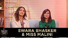 'Estrella de las redes sociales con Janice' E07: Swara Bhasker y Miss Malini