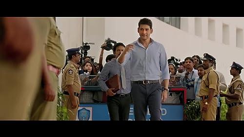Bharat Ane Nenu Trailer (I Am Bharat)