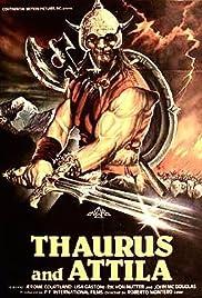 Tharus figlio di Attila Poster