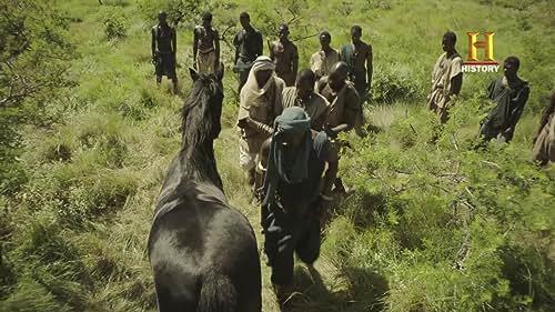 Roots: Kunta Rides