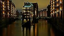 Speicherstadt und Chilehaus in Hamburg - Die Hochburg des Freihandels, Deutschland