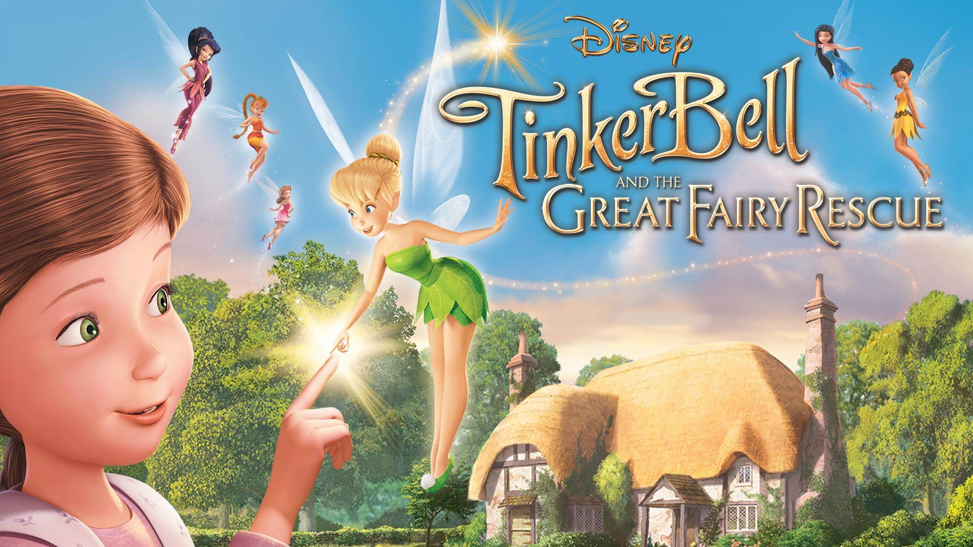 Tinkerbell and the Fairy Rescue (2010)