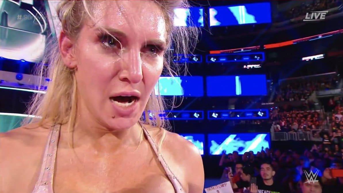 Ashley Fliehr in WWE Survivor Series (2018)