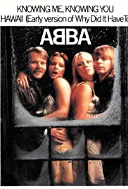 ABBA: Knowing Me, Knowing You Poster
