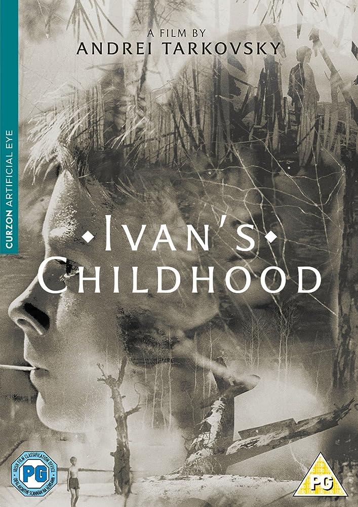 MV5BYzVjZmJhZDEtYWUzMy00NTFmLWExYTMtOTAxNWM4ZTU4MzFlXkEyXkFqcGdeQXVyNDE5MTU2MDE@. V1 SY1000 CR0,0,707,1000 AL  - دانلود فیلم Ivans Childhood 1962