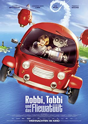 Robby and Tobys Fantastic Voyager Full Movie in Hindi (2016) Download | 480p (400MB) | 720p (1GB)