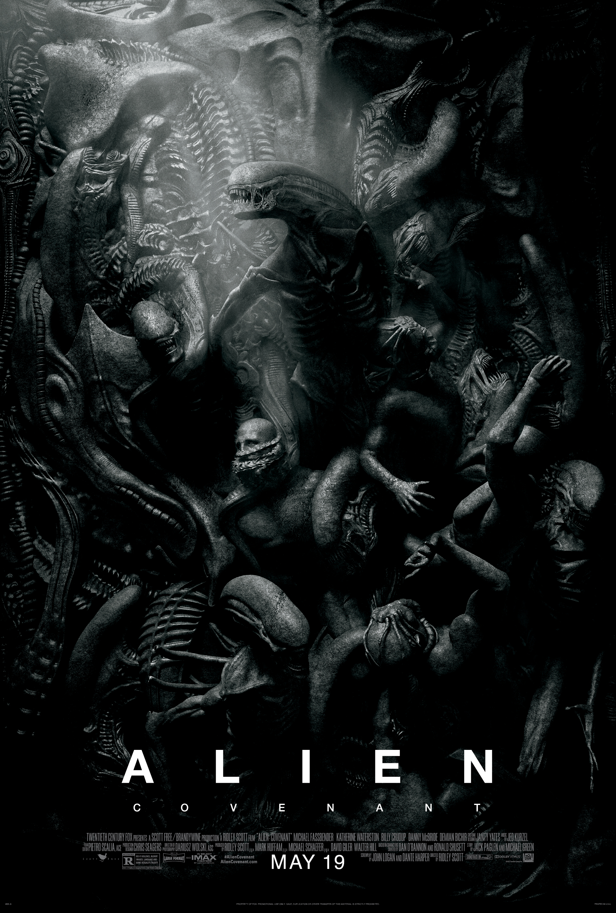 alien covenant imdb