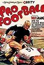 Pro Football (1934) Poster