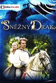 Snezný drak Poster