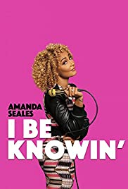 Amanda Seales: I Be Knowin' Poster