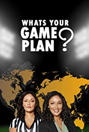 What's Your Game Plan? Poster