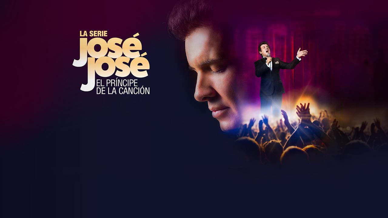 Alejandro de la Madrid in José José: El Principe de la Canción (2018)