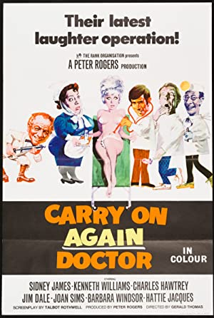 Where to stream Carry on Again Doctor