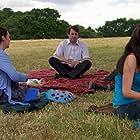 David Mitchell, Olivia Colman, and Vera Graziadei in Peep Show (2003)