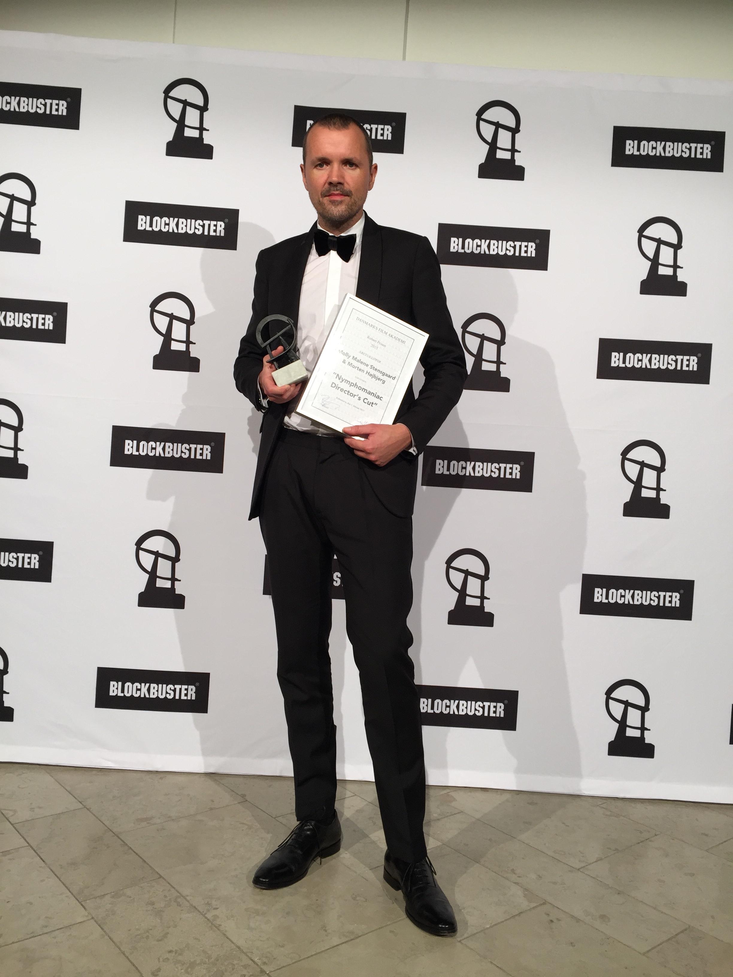 Danish Film Academy Award 2015