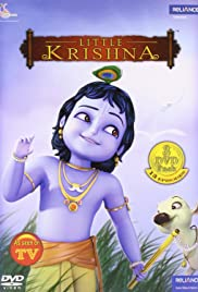 Little Krishna Poster