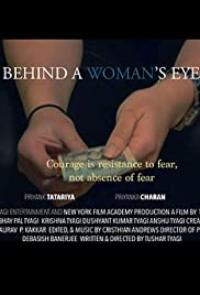 Behind a Woman's Eyes Poster