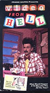 Video from Hell Frank Zappa