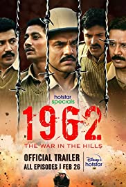 1962 The War In The Hills (2021) Hindi Season1 Hotstar Complete series