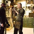 Matt Gerald, Charlie Cox, and Elodie Yung in Daredevil (2015)