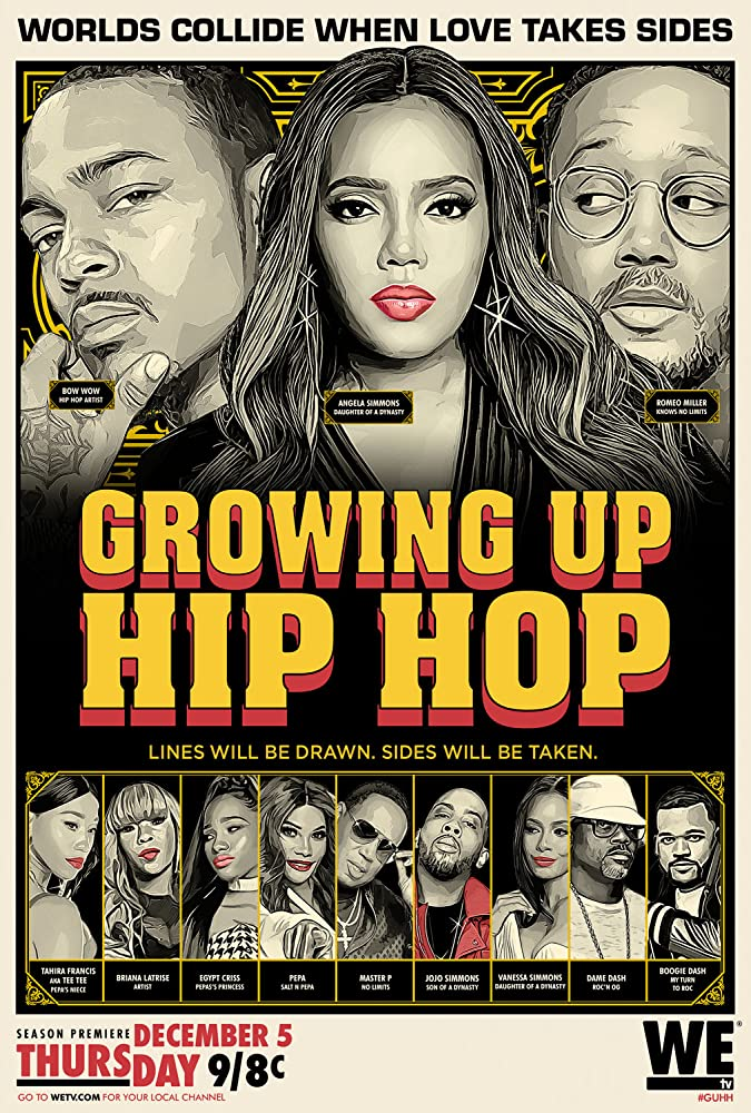 Growing Up Hip Hop (2016)