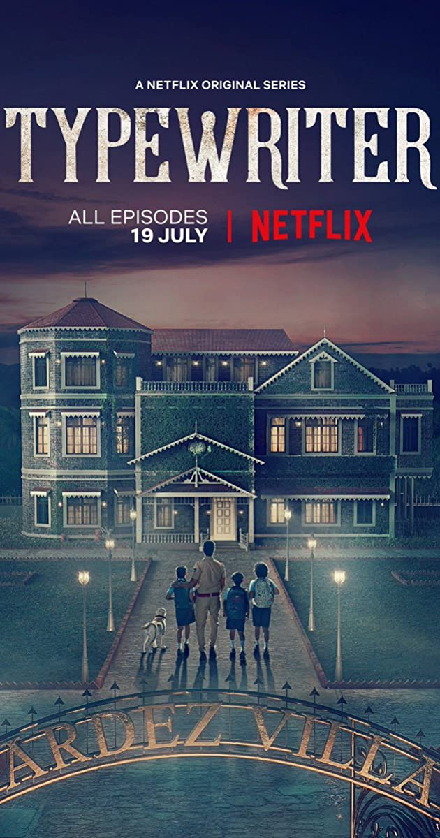 Download Typewriter or watch streaming online complete episodes of  Season1 in HD 720p 1080p using torrent