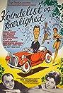 Kvindelist og kærlighed (1960) Poster