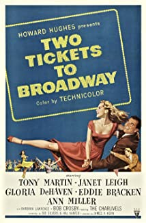 Two Tickets to Broadway (1951)