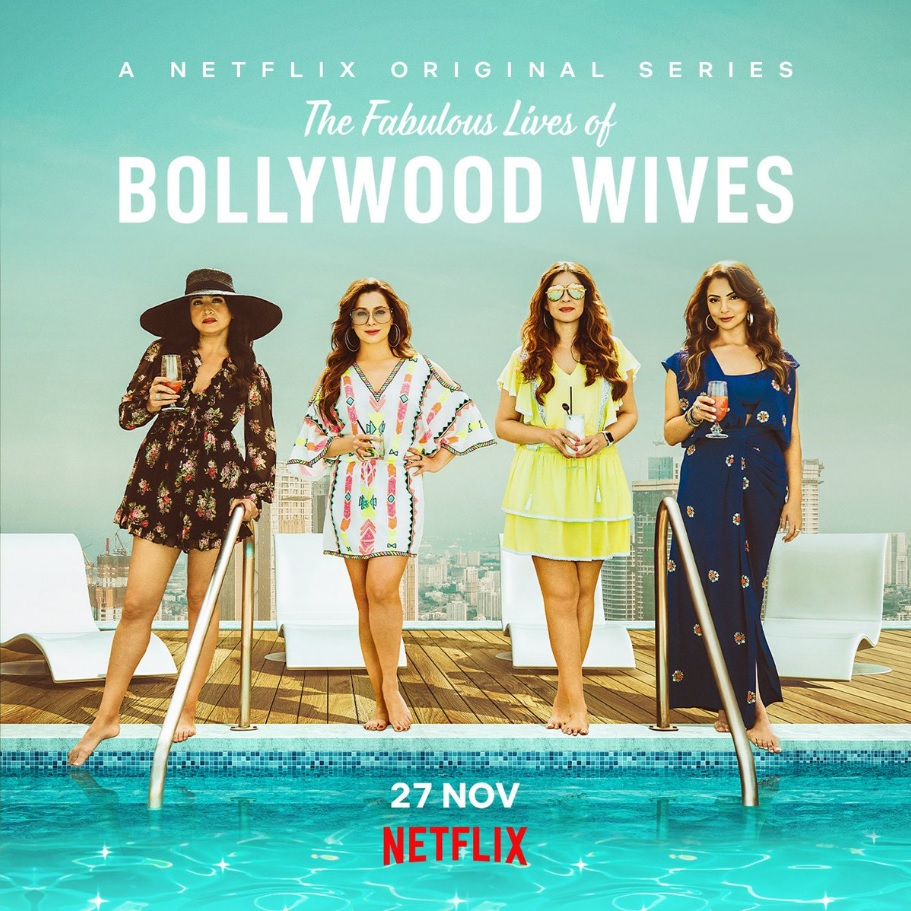 Fabulous Lives of Bollywood Wives 2020 S01 Complete Hindi Netflix Web Series 900MB HDRip Download