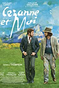 Guillaume Canet and Guillaume Gallienne in Cézanne et moi (2016)