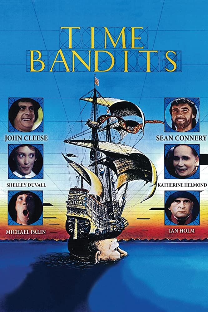 Image result for time bandits 1981