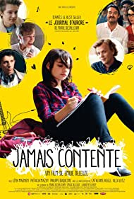 Philippe Duquesne, Patricia Mazuy, Alex Lutz, Axel Auriant, Léna Magnien, Mehdi Messaoudi, and Nathan Melloul in Jamais contente (2016)