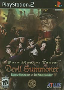 hindi Shin Megami Tensei: Devil Summoner - Raidou Kuzunoha vs the Soulless Army