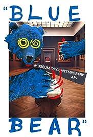 Blue Bear Poster
