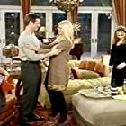 Still of Wallace Langham, Robert Gant, Kirstie Alley, and Kathy Najimy in Veronica's Closet and Veronica Sets Josh Up