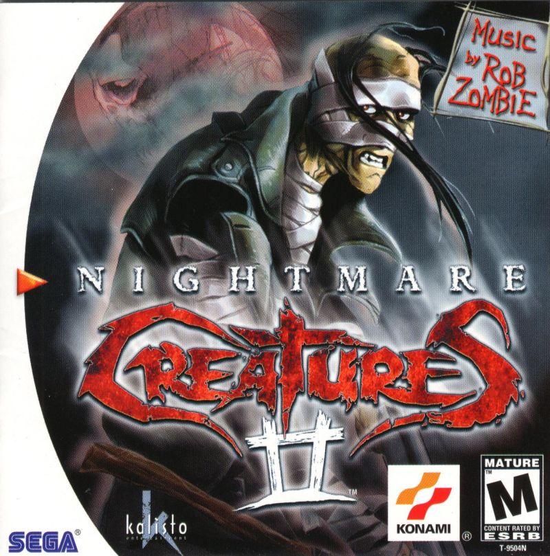 نتیجه تصویری برای Nightmare Creatures 2