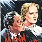Rose Stradner and Paul Wegener in Der Mann mit der Pranke (1935)
