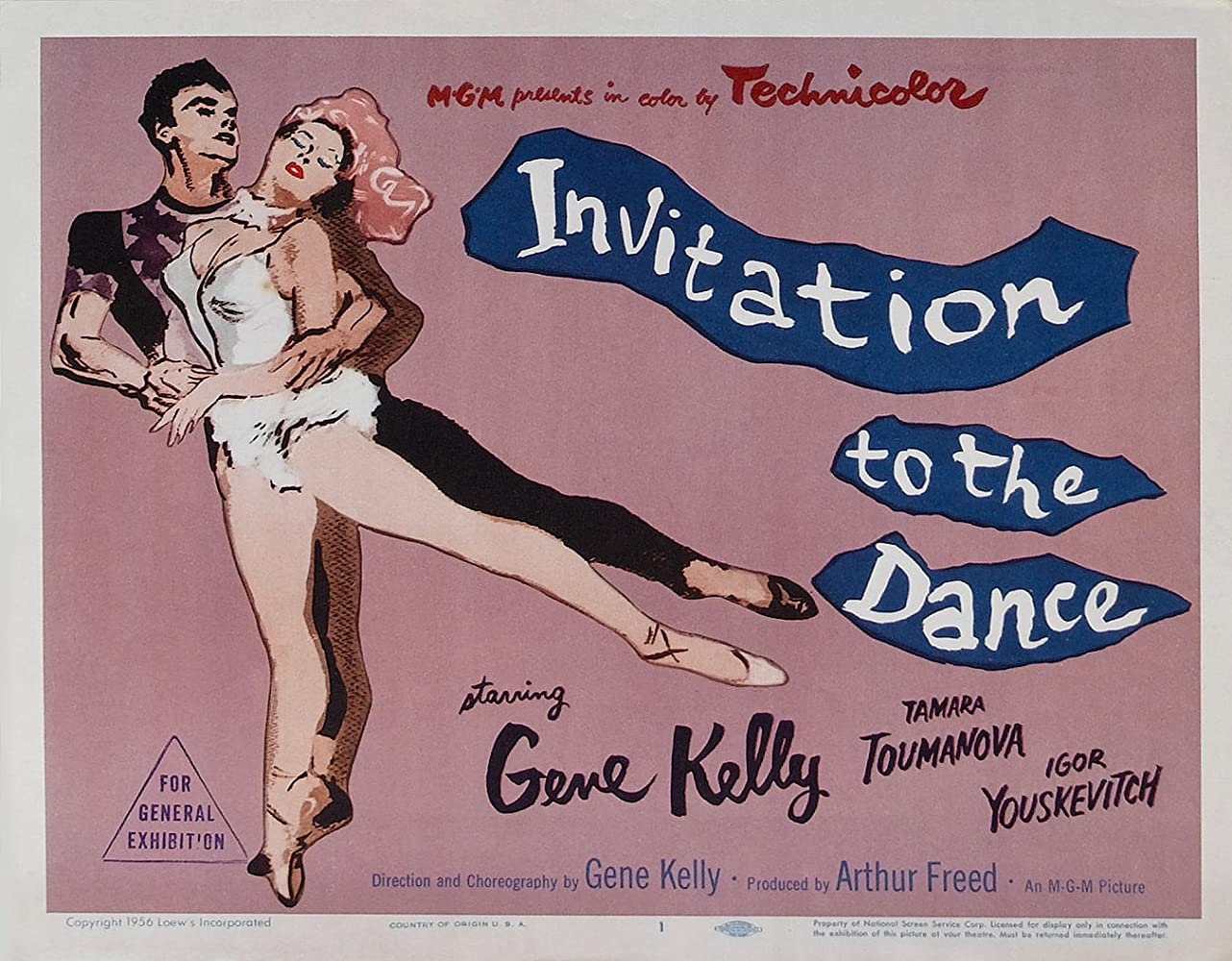 Invitation to the dance 1956 stopboris Gallery