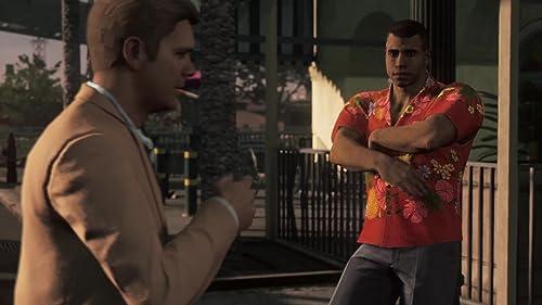 Mafia III: Dlc Stones Unturned Launch Trailer