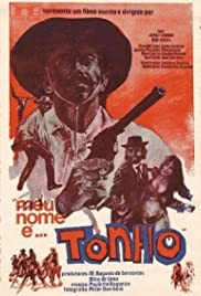 Meu Nome é Tonho Poster